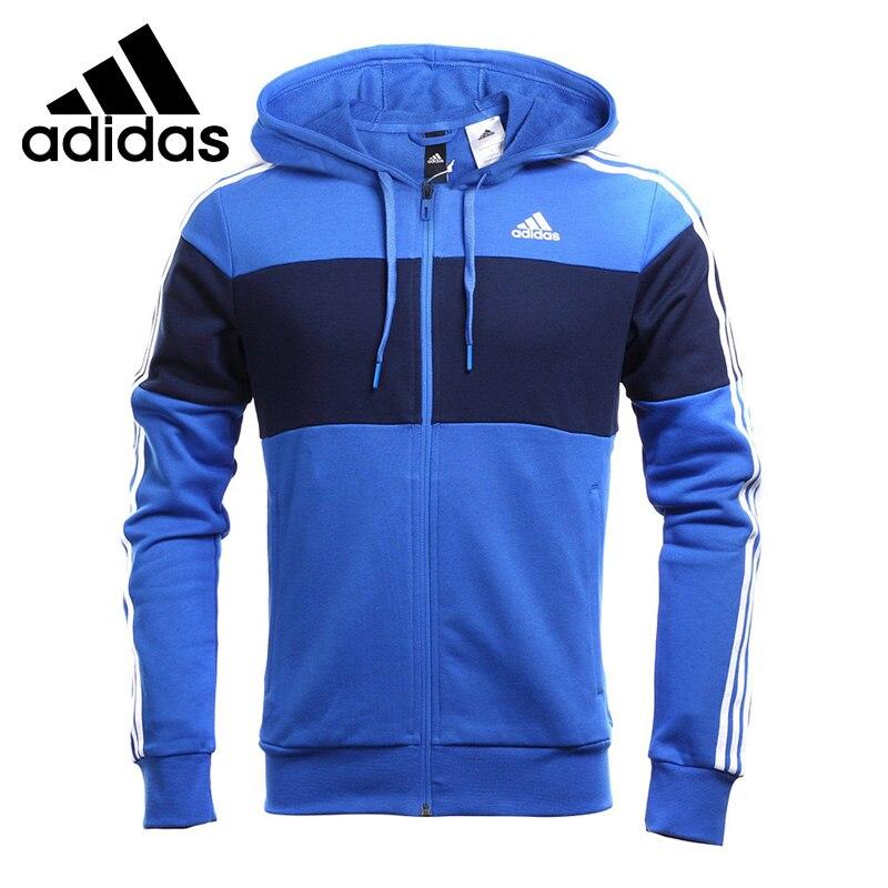 Original New Arrival 2017 Adidas JKT KN CB FZ HD Men's Knitted jacket Hooded Sportswear new i to n3 cb 016