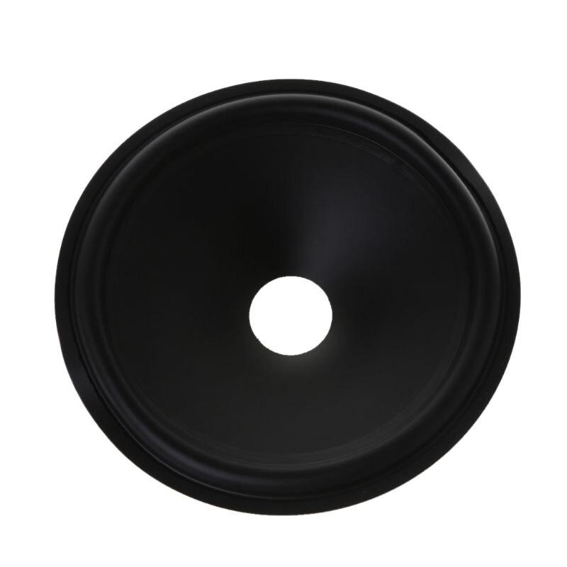 "1 Pc Woofer Lautsprecher Kegel 8 ""becken Trommel Papier Gummi Rand Seite 36,5 Core 195mm Recone Teil Audio Reparatur Ersatz"