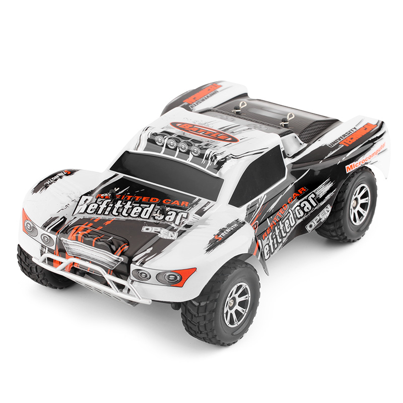 Newest 1:18 RC Car 4WD 4CH High Speed Remote Control SUV 35KM/h Off Road Racing Car 2.4GHz RC Monster Truck