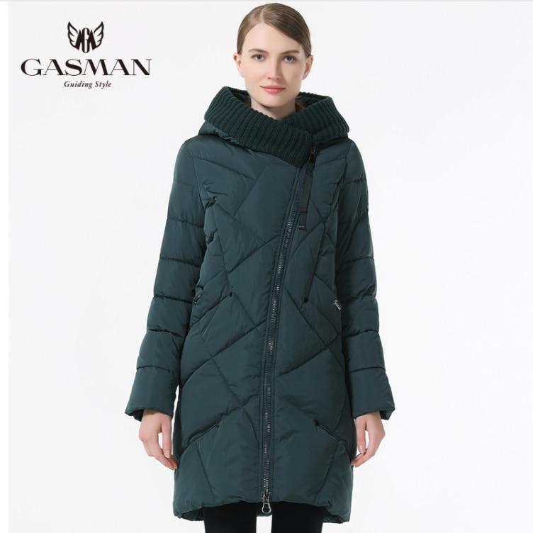 2017 Femmes D'hiver Vers Le Bas Veste Longue Épaississement Casual Manteaux parka femmes Plus Taille 5XL 6XL Nouvelle Collection Hiver Haute qualité