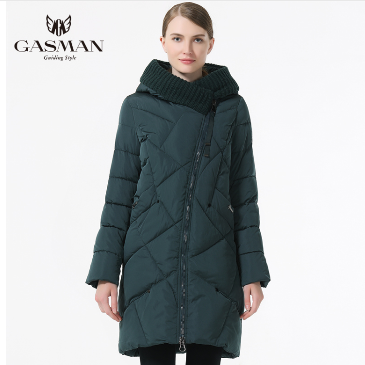 2017 Women Winter Down Jacket Long Thickening Casual Overcoats   parka   women Plus Size 5XL 6XL New Winter Collection High quality