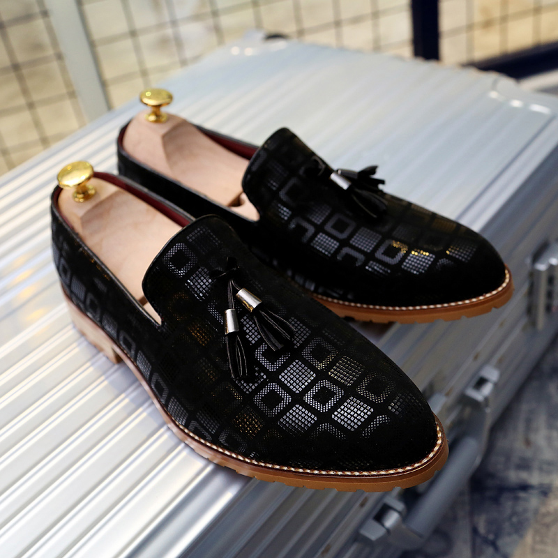 Men Casual Loafers Men's Oxford Flat Shoes Moccasins Shoes Wedding Party Mens Leather Shoes Casual Zapatos Hombre summer leopard men shoes casual leather espadrilles flat loafers 2017 fashion spring vintage wedding oxford shoes
