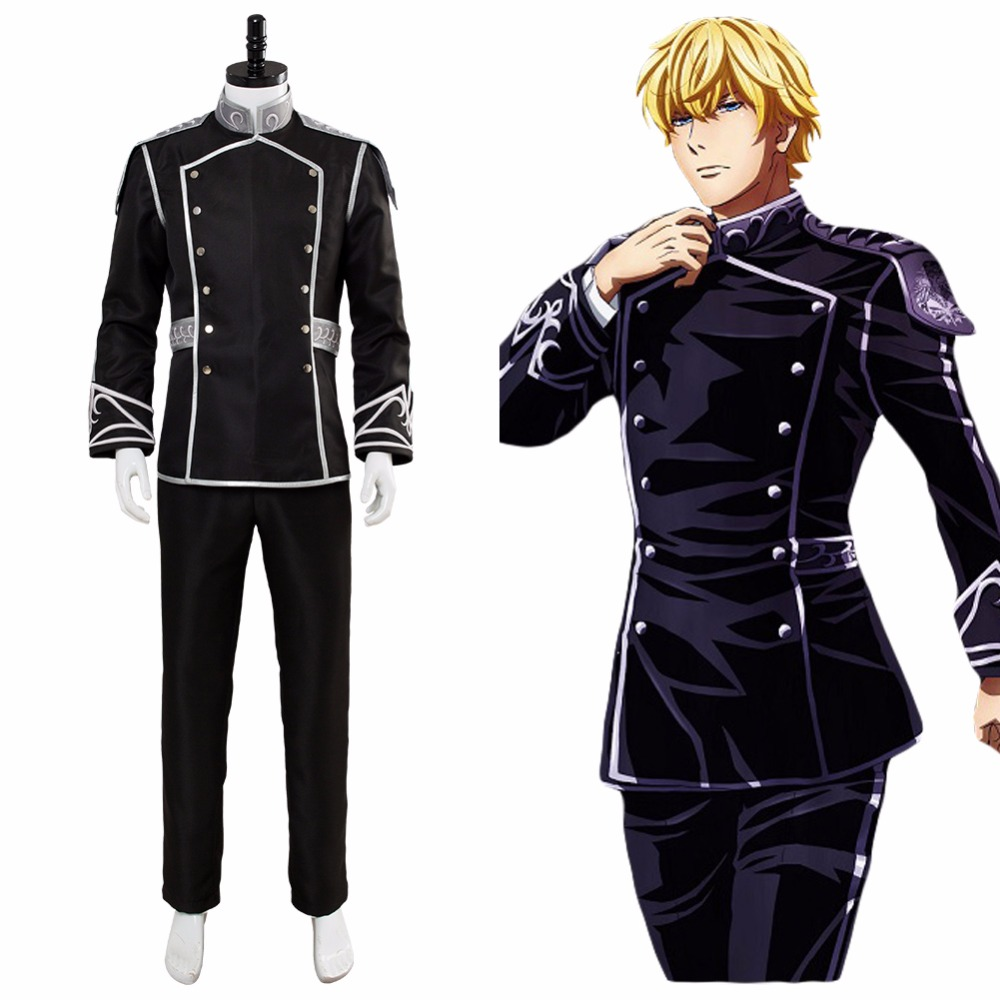 Legend of the Galactic Heroes: Die Neue These Cosplay Costume Cos Reinhard von Lohengramm / Musel Cosplay Costume Custom Made