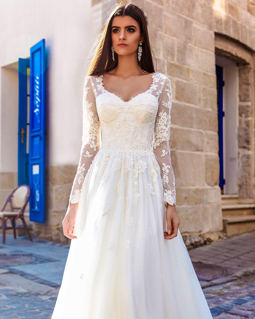 vestidos de novia bridal dress a line country bohemian lace halloween long sleeve wedding gown. Black Bedroom Furniture Sets. Home Design Ideas