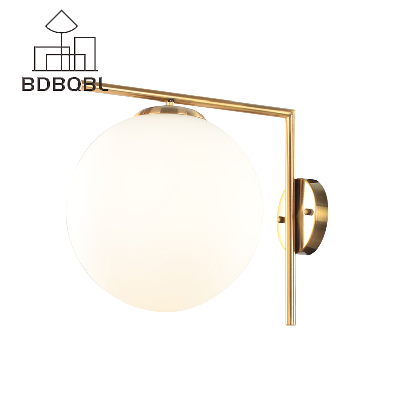 BDBQBL Modern Led Wall Lamp Sconce For Living Room Wall Light Home Lighting Free Shipping