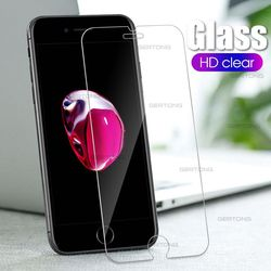 2.5D 9H Tempered Glass For iPhone XS Max XR 6 6S 7 8 SE 5S 5 5C X Toughened Glass For iPhone 7 6 6S 8 Plus Screen Protector Flim