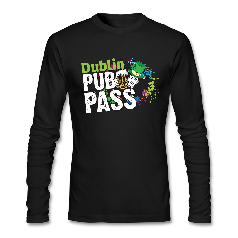 Design tshirt family - Long Sleeved Loose Family T Shirt Sites Men California Gurls Tops Dublin Bar Pass Design Men S