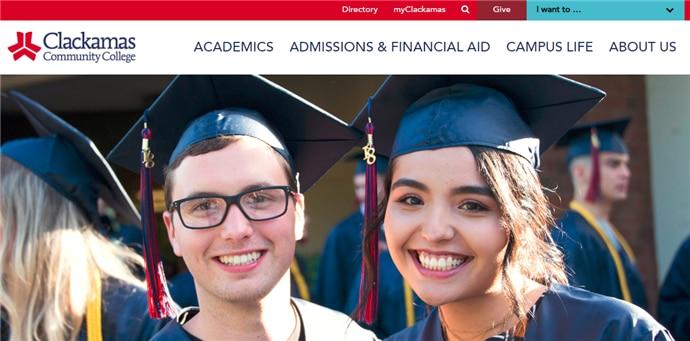 克拉克马斯社区学院EDU教育邮箱申请