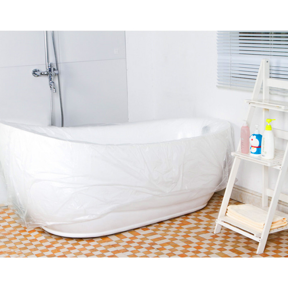 Aliexpress.com : Buy TFY Ultra Large Disposable Film Bathtub Bag for ...