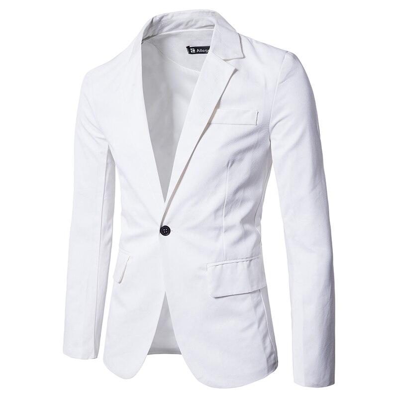 Anzüge & Blazer Reine Farbe Männer Lange ärmeln Blazer Mit Anzug Westen Und Anzug Hose S-3xl Größe Elegante Form Anzüge