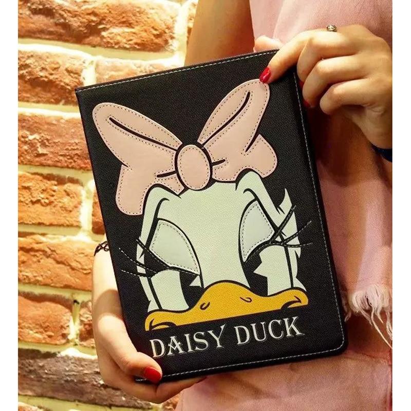 Painting cute cartoon funda for iPad 2 3 4 5 6 case PU Leather Translucent Back Cover for iPad air 2 air2 case+ Stylus pen агхора 2 кундалини 4 издание роберт свобода isbn 978 5 903851 83 6