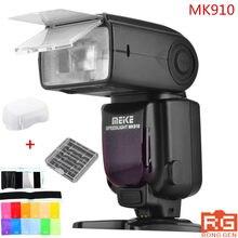 Meike MK-910 MK910 MK 910 i-Speedlight Flash TTL 1/8000 s HSS mestre para Nikon D7100 D7000 D5300 D5200 D5100 D3200 D3100 D3000
