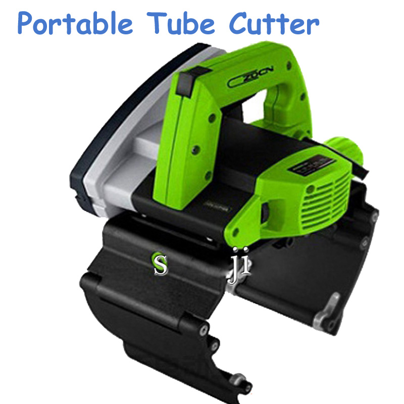V portable tube cutter w electric iron stainless