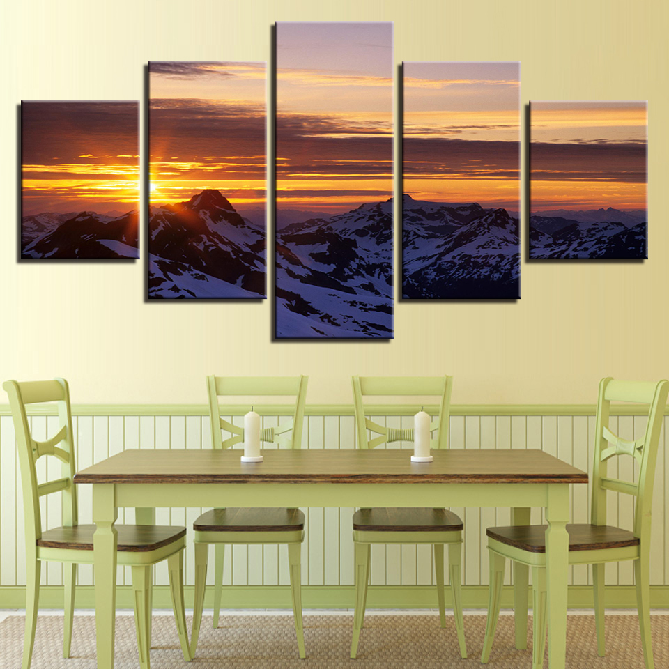 Dorable Mountain Wall Decor Gallery - Wall Art Collections ...