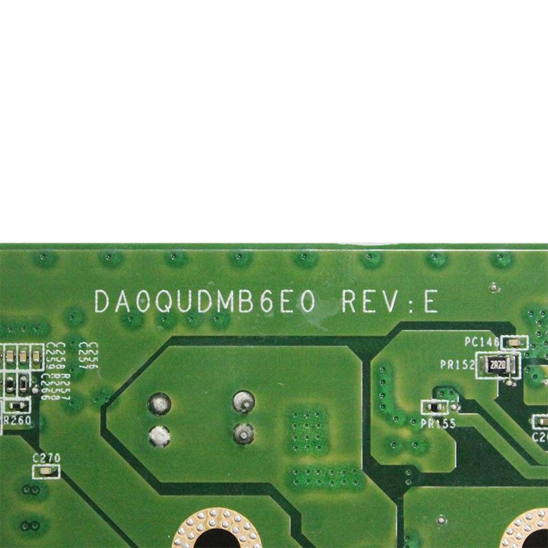 "Original For Lenovo AIO C325 C225 20"" desktop motherboard AMD E350 CPU DDR3 DA0QUDMB6E0 90000074 Free shipping  fully Tested 5"