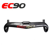 2016 2017 New EC90 Carbon Fiber Carbon Fiber Highway Bicycle Thighed Handle Carbon Handlebar Road Bike