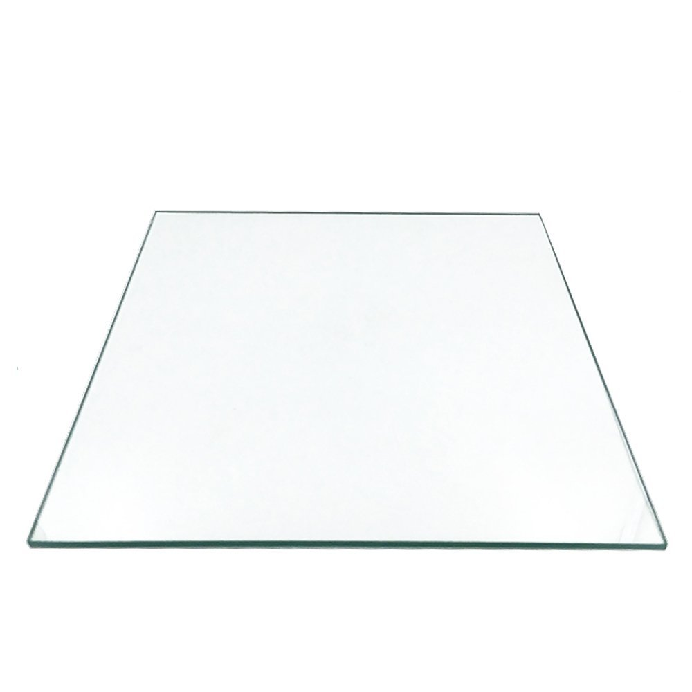 3D Printer Borosilicate Glass Build Plate for Heated Bed MK2/MK2A Wanhao CTC ANET Mendel Prusa I3 Monoprice TEVO RepRap 3D