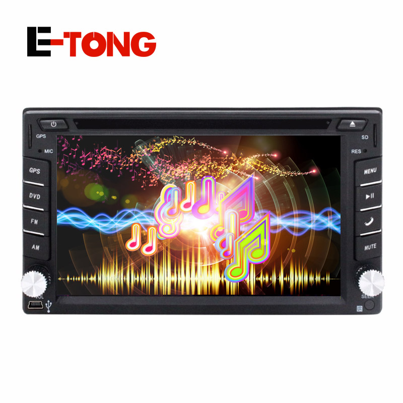 2016 Top Selling ! Autoradio Bluetooth Car Radio Interface With Usb Ports Sd  Car Gps Navigation System Touch Screen Car Stereo