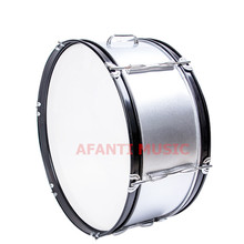24 inch Siver Afanti Music Bass Drum BAS 1022