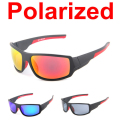 2015 New Male Style Popular Polarized Sunglasses Men Brand Designer For Sports Coating Film Outdoor UV 400 Sun Glasses
