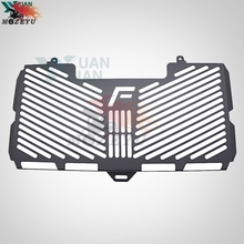 Motorcycle radiator protect cover Guards Grille Covers For BMW For BMW F800 GS F800GS 2008 2009 2010 2011 2012 2013 2014 2015 все цены