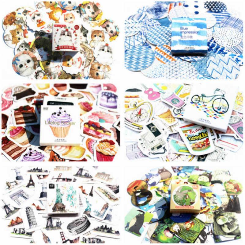 40 قطعة/المجموعة 2019 جديد مذكرة منصة مذكرات ملصقات حزمة نشر Kawaii مخطط سكرابوكينغ القرطاسية اللوازم المدرسية اجتماعيون wen01