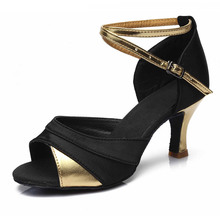 new brand girls women's  ballroom tango salsa latin dance shoes  5cm and 7cm heel free shipping