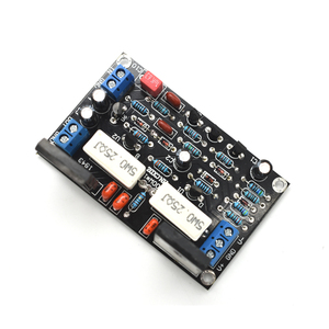 Image 3 - Nuevo tubo de amplificador de potencia 2SC5200 + 2SA1943, placa de amplificador de Audio HIFI monocanal, 100W, CC, 35V, C1 001