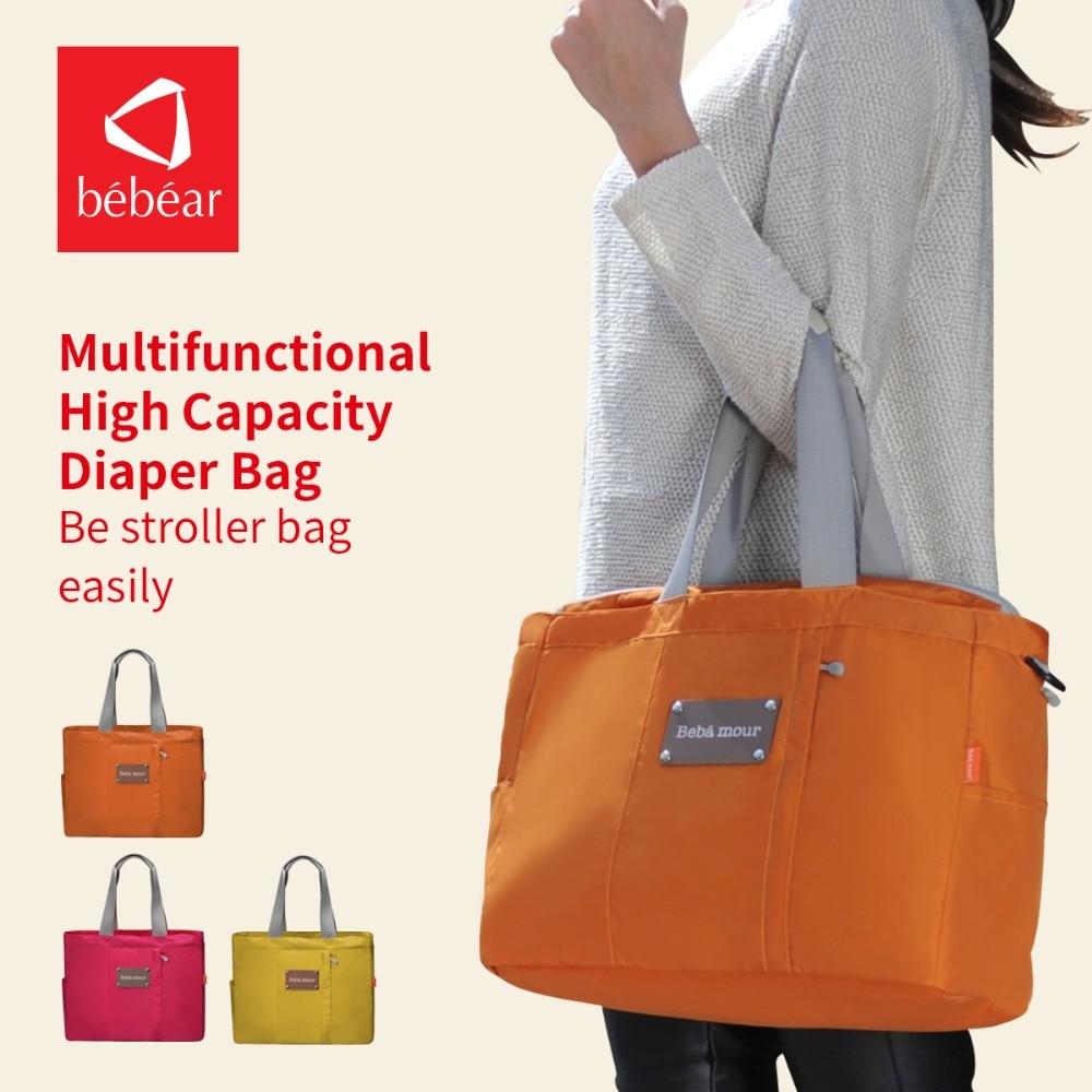 цены Bolsa Maternidade Diaper Bags Baby Nappy Bag Travel Mather Bags Ladies Handbag wet bag Tote