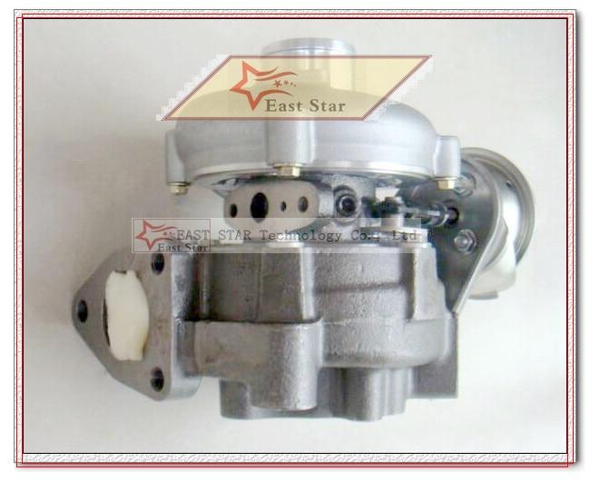 GT1749V 721164-0003 17201-27030 Turbo turbolader til TOYOTA RAV4 D4D - Bilreservedele - Foto 1