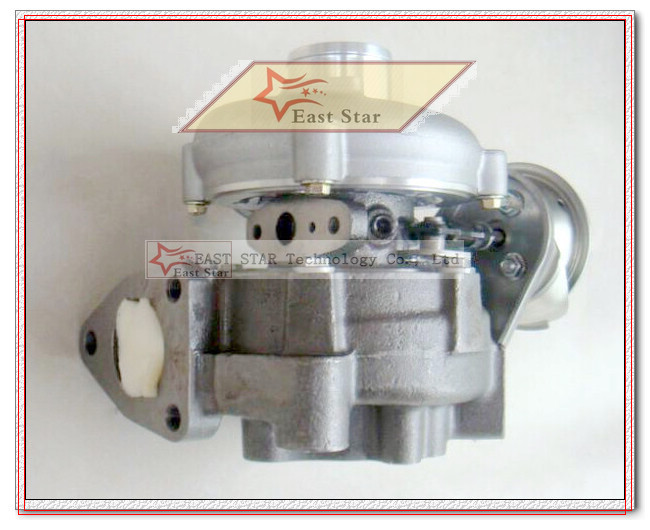 GT1749V 721164-0003 17201-27030 turbokompressor TOYOTA RAV4 D4D Auris - Autode varuosad - Foto 1