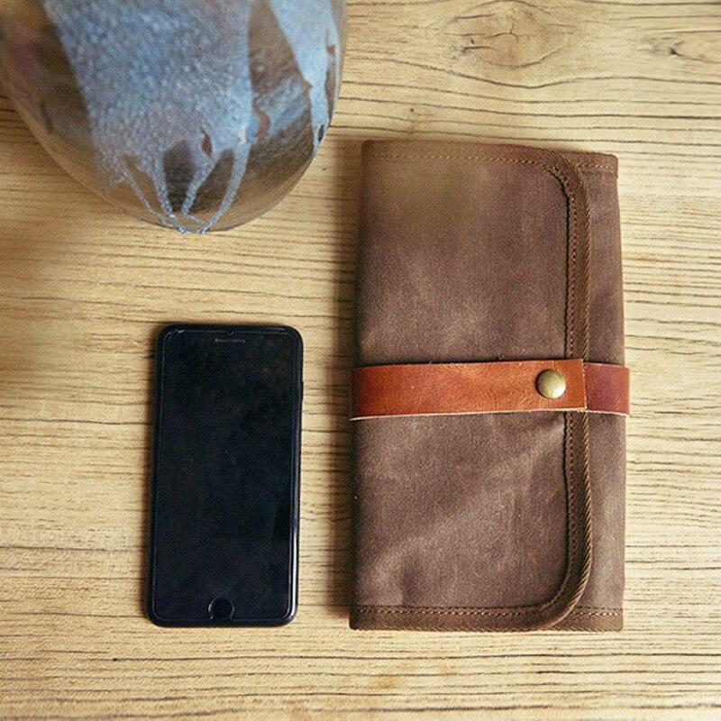 2018 new wallet mens long clutch bag retro envelope bag casual multi-function mens handbag2018 new wallet mens long clutch bag retro envelope bag casual multi-function mens handbag