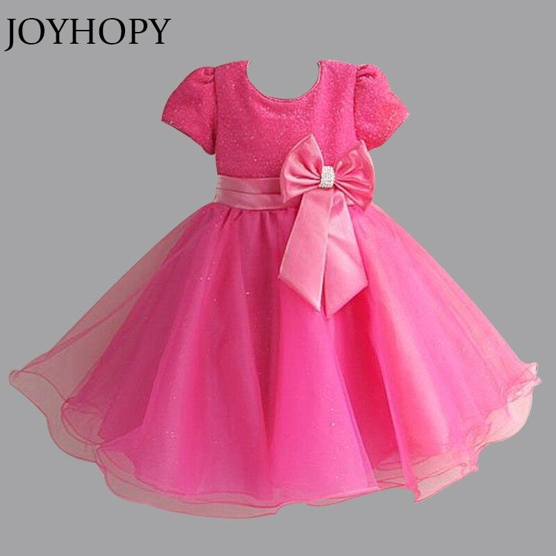 764b13cc4 2018 famosa chico Vestidos niñas ropa fiesta princesa Vestidos Nina 3 4 5 6  7 8 10 12 años vestido de cumpleaños navidad Bautismo