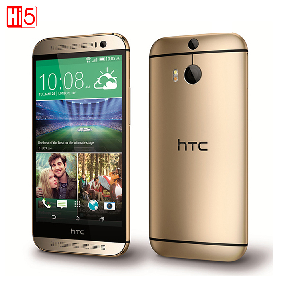 Original HTC One M8 Unlocked Mos