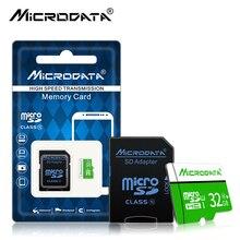Hot sale Class 10 32GB Microsd 4GB 8GB 16GB tarjeta micro sd Memory Card 32GB 64GB 128GB Micro sd card cartao de memoria+adapter