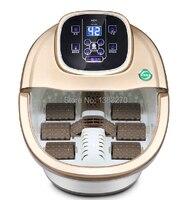 Foot bath fully automatic heated massage foot bath footbath electric foot basin