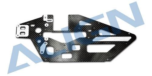 ФОТО Align T-REX 450L Carbon Fiber Main Frame(R)-1.2mm H45B002XXW trex 450 Spare parts Free Track Shipping