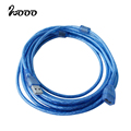 USB 2.0 Male to Female USB Cable Data Charge Power 1.5m 3m 5m Extend Extension Cable Cord Extender For PC Laptop