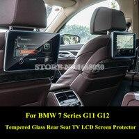 Gehard Glas Achterbank TV LCD Screen Protector Voor BMW 7 Serie G11 G12 2016-2018