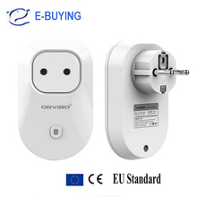 2017 Orvibo S20 UK/US/AU Standard power Socket timer switch Wall Plug Phone wireless control with APP Smart home Automation