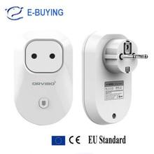 2016 Orvibo S20 UK/EU/US/AU Standard power Socket timer switch Wall Plug Phone wireless control with APP Smart home Automation