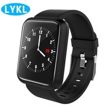 LYKL Sport3 Smart Band Blood Pressure Fitness Tracker Heart Rate Tracker Waterproof IP67 Bluetooth Smart Band