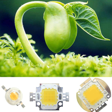 High Power 1w 30mil 3w 10W 20w 30w 50w 100w 45mil White Full Spectrum 380~780nm SMD LED Part Diodes For Plant Grow Light