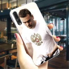 Phone Case For Huawei P Smart 2019 Moscow Goalkeeper Football Cover P9 Lite Mini P10 20 30 Pro Mate 10
