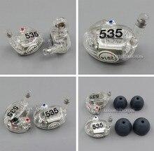Для ручной DIY пользовательских каждой стороны 4 единицы арматура в ухо наушники на Shure Se535 корпус наушников