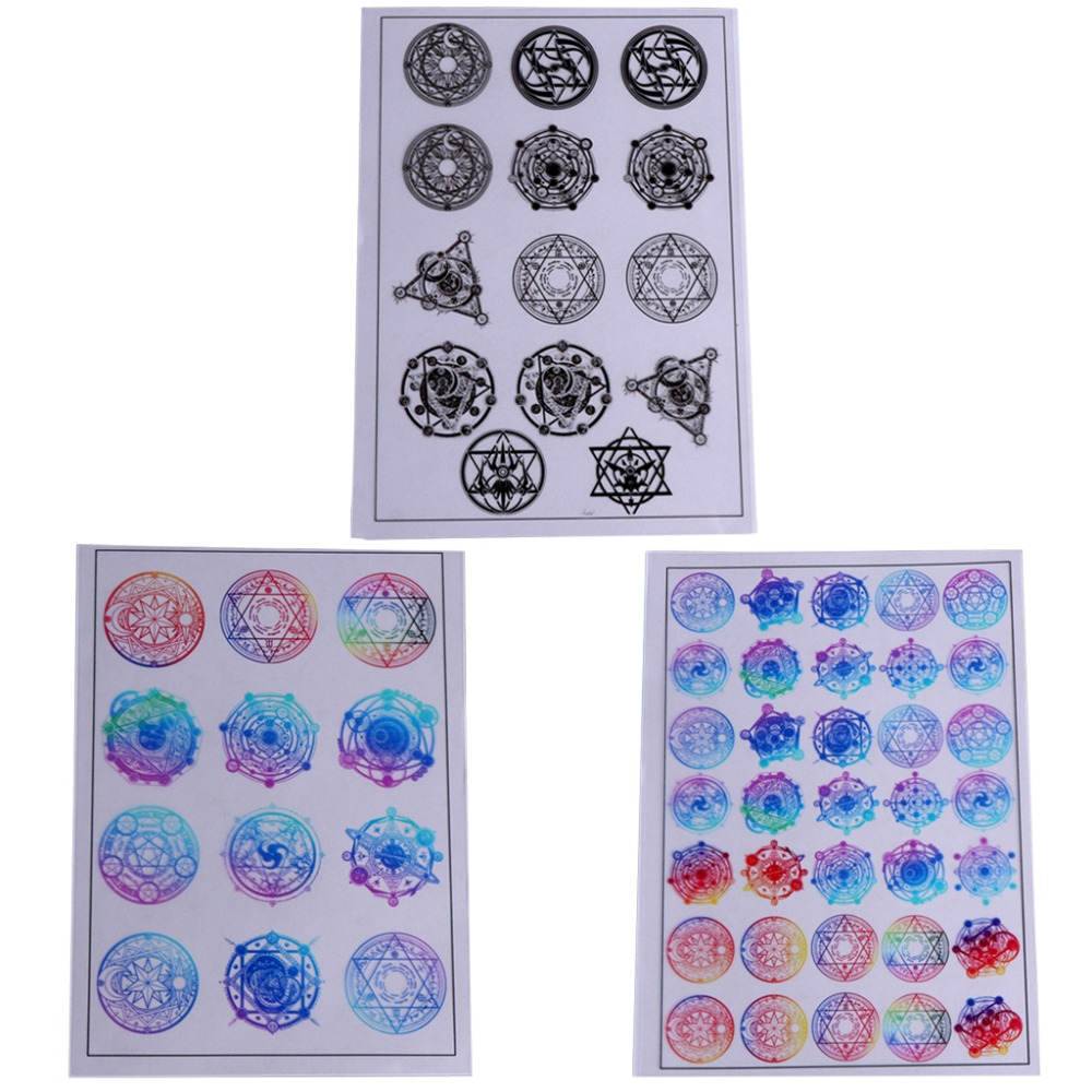 JAVRICK 1 PC 18mm/25mm/28mm Magic Transparent Material Epoxy Mold Making Jewelry Findings Filling For DIY Hot