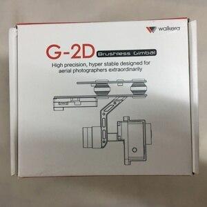 Image 5 - Cardan sans brosse en alliage daluminium dorigine Walkera G 2D pour caméra iLook / Gopro Hero 3 / Sony pour QR X350 PTZ