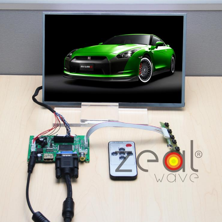 HDMI+VGA+2AV Controller Board+N101ICG-L21 HSD101PWW1 10.1 TFT 1280*800 IPS LCD