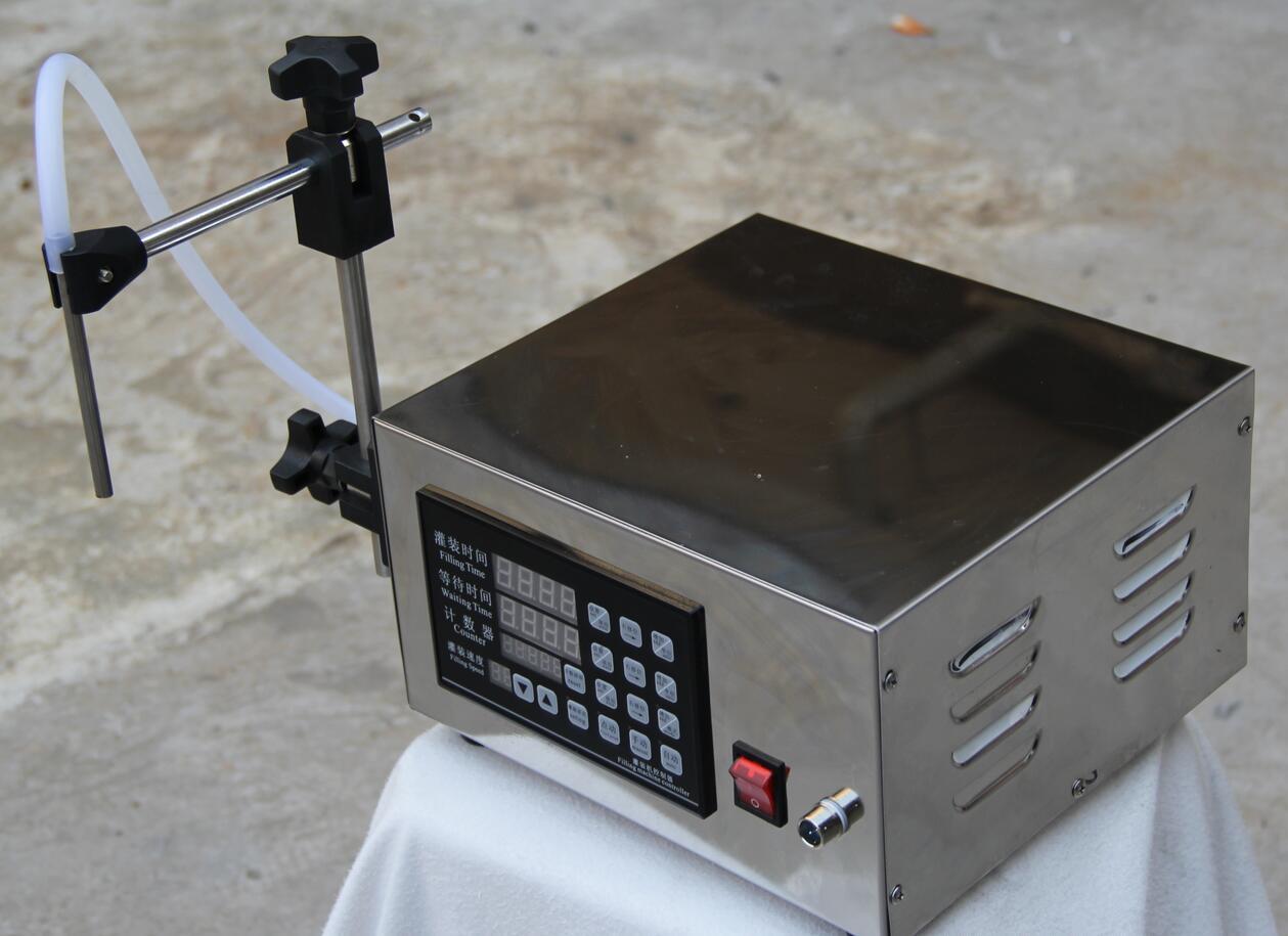 Elektryczna maszyna do napełniania cieczą woda cyfrowy wypełniacz automatyczny olej do napojów wino do picia alkohol nafta wypełnij zestaw narzędzi