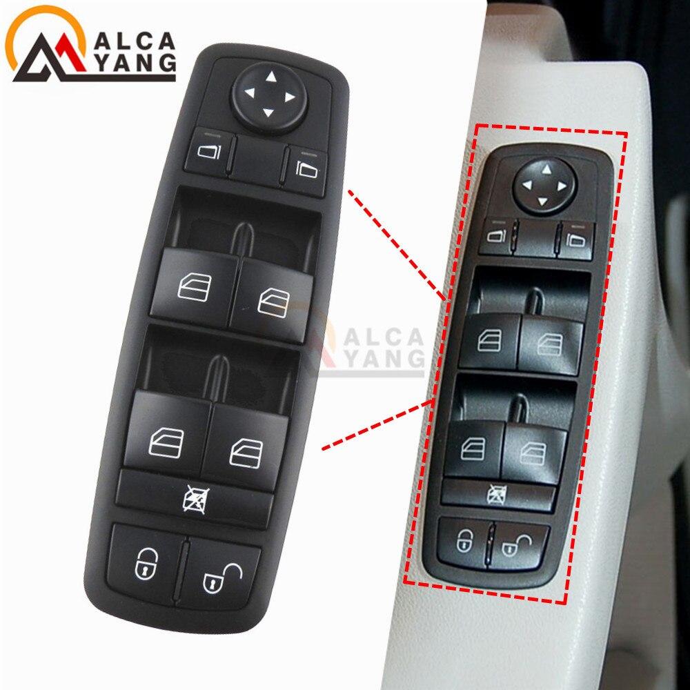 2518300390 A2518300390 Window Master Control Switch for Mercedes Benz GL R Class GL320 GL450 R280 R300 R320 R350 R500 R550 R63